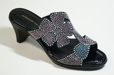 Shoe heel pain Mule stone tired no shoes