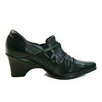 Shoes pumps hurt without shoes 610 rumpled leather pumps