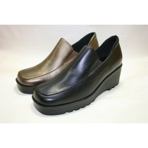Assistant mold casual leather shoes